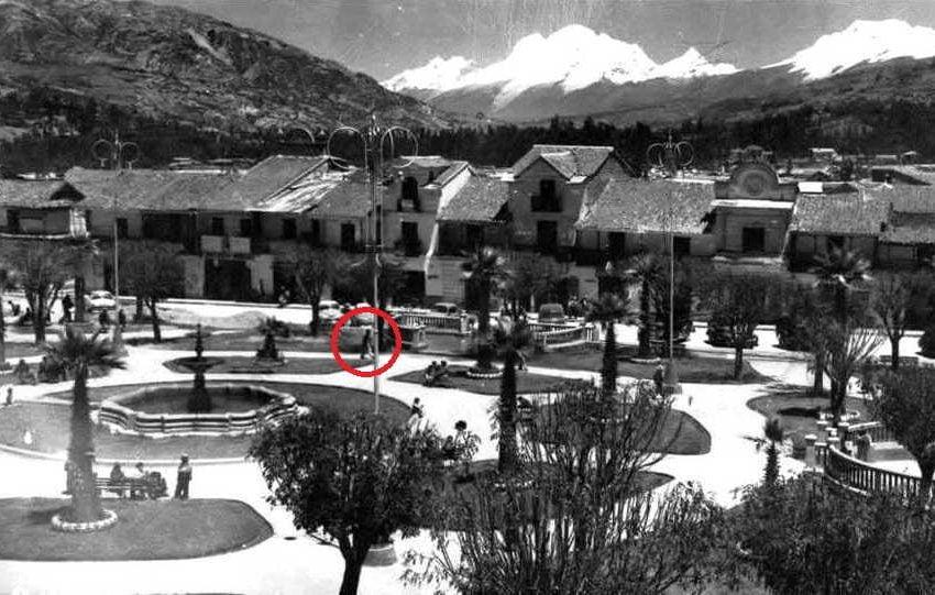 El Pishtako en la ciudad de Huaraz
