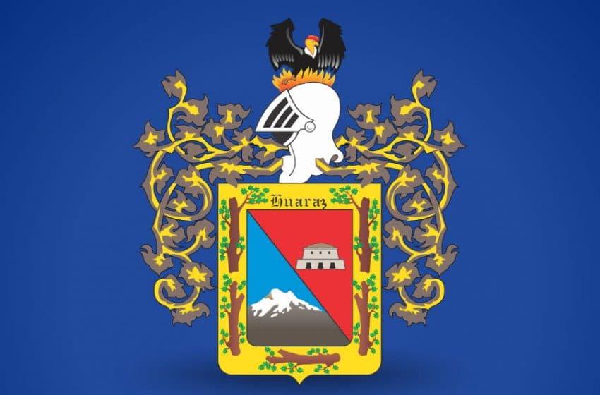 Conoce el Escudo de Huaraz