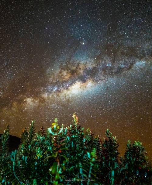 Foto de Hatun Machay por Guillermo Spiers