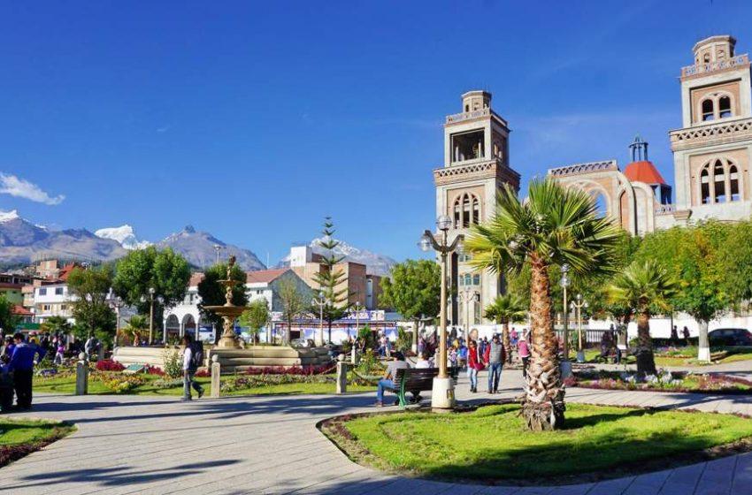 La fundación y creación de Huaraz