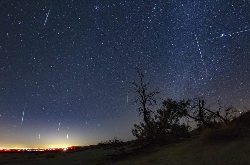 Cómo fotografiar la lluvia de estrellas Perseidas
