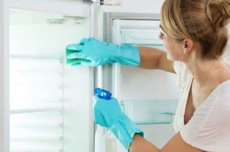 Limpiar y desinfectar la refrigeradora de manera exitosa