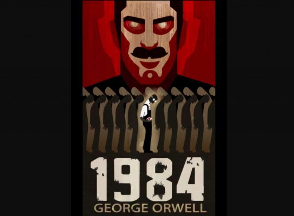 '1984', George Orwell (1949) Mejores novelas de ciencia ficción