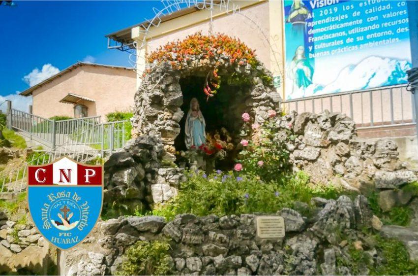 Celebrando y recordando mi colegio Santa Rosa de Viterbo