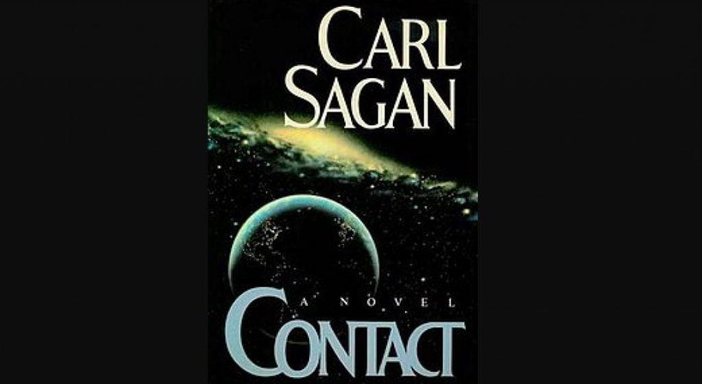 'Contacto', Carl Sagan (1985) Mejores novelas de ciencia ficción