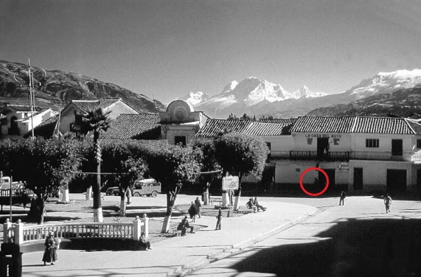 Cuando el diablo andaba en Huaraz