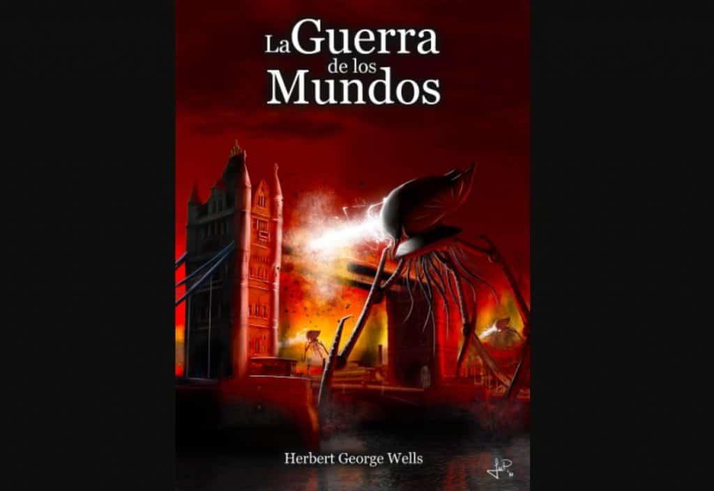 'La guerra de los mundos', H.G. Wells (1897) Mejores novelas de ciencia ficción