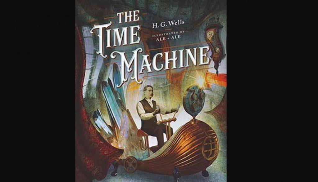 'La máquina del tiempo', H. G. Wells (1895) Mejores novelas de ciencia ficción