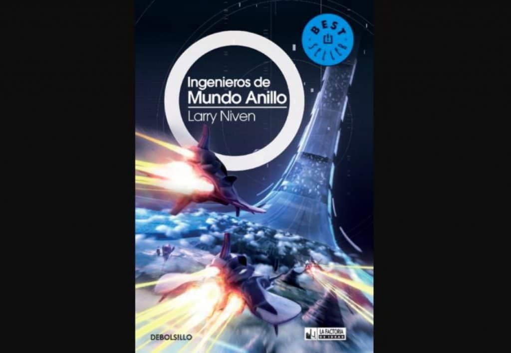 'Mundo anillo', Larry Niven (1970) Mejores novelas de ciencia ficción