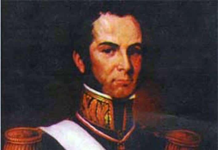 El Gran Mariscal del Perú Toribio de Luzuriaga