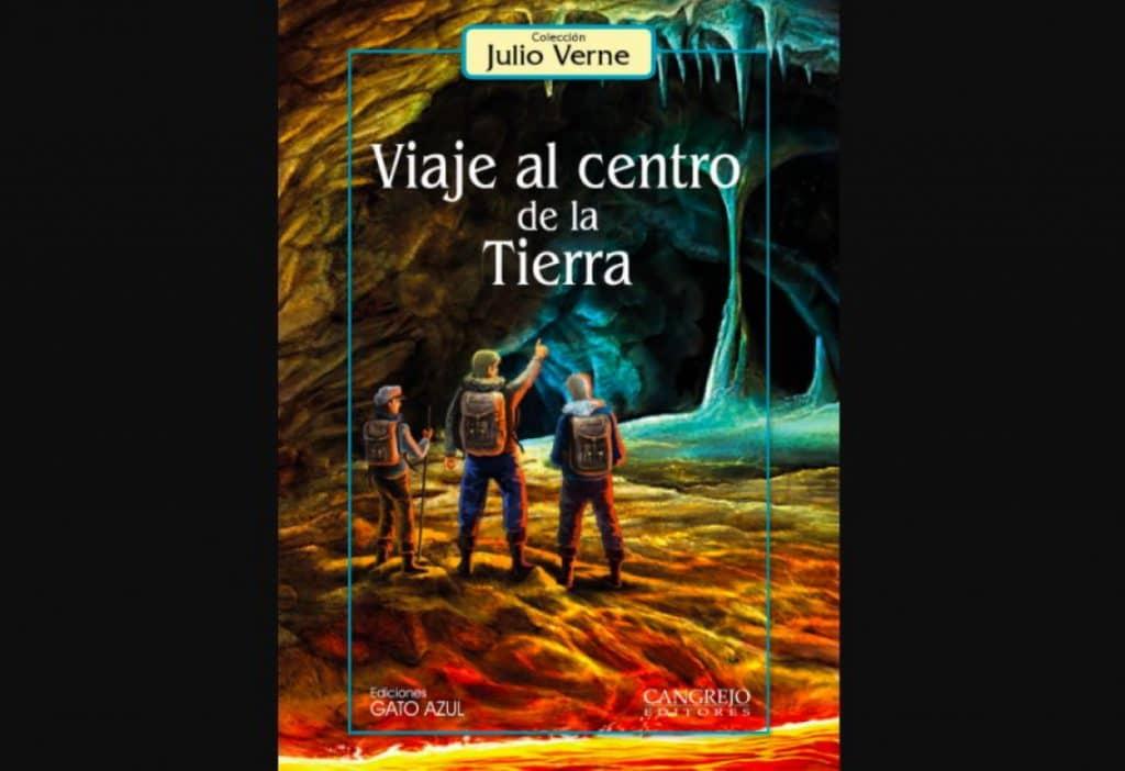 'Viaje al centro de la tierra', Julio Verne
