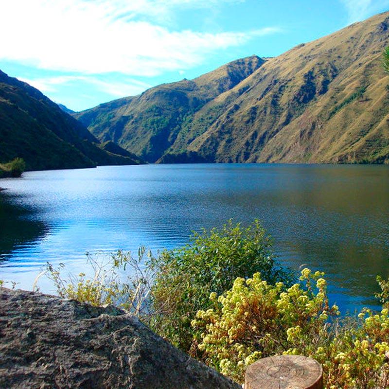 Laguna de Purhuay