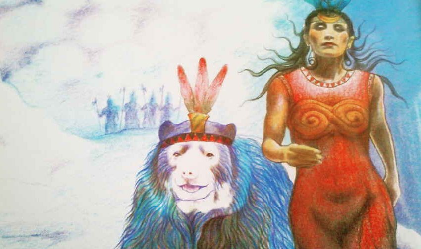 El hombre oso – Ukuku