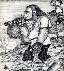 El hombre oso o ukuku