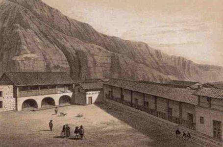 La Flor de Guaggancco – Leyenda sobre la fundación de la ciudad de Huari