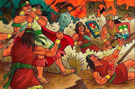 La leyenda de Pumakayán