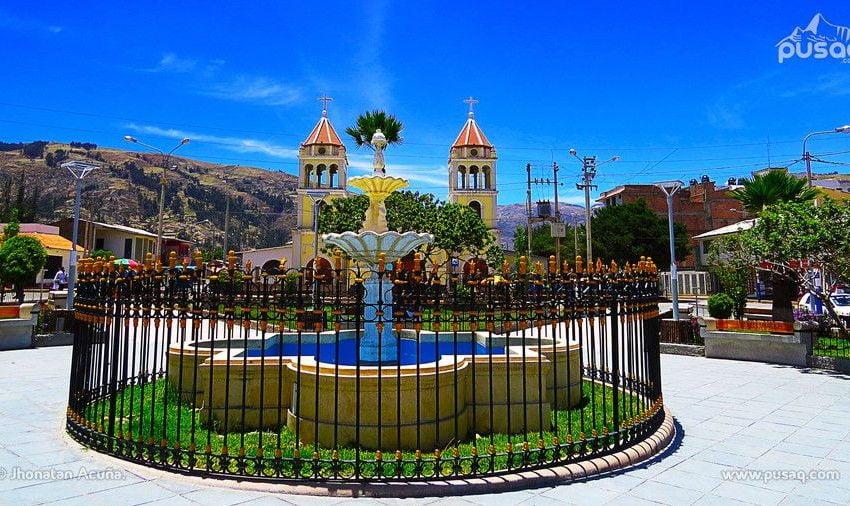 El barrio de Belén, su histórica iglesia y su tradicional plazuela
