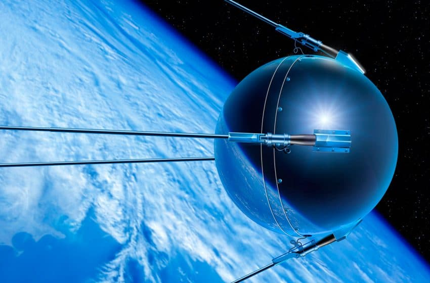 63 años del primer satélite artificial, el Sputnik