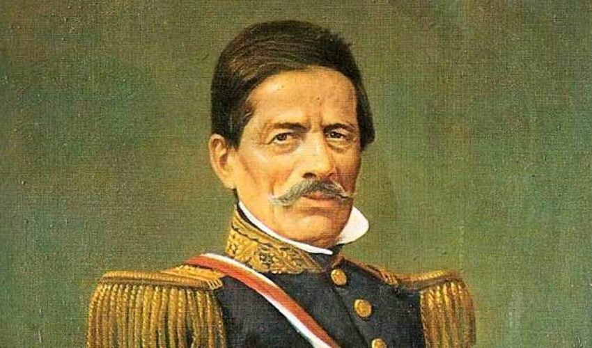 La visita de Ramón Castilla al departamento de Ancash