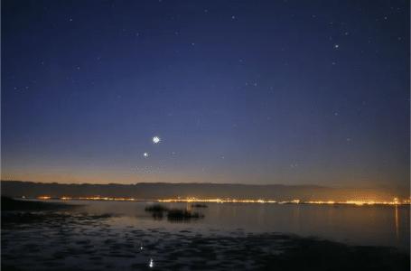 Histórico acercamiento entre Júpiter y Saturno será visible antes de Navidad